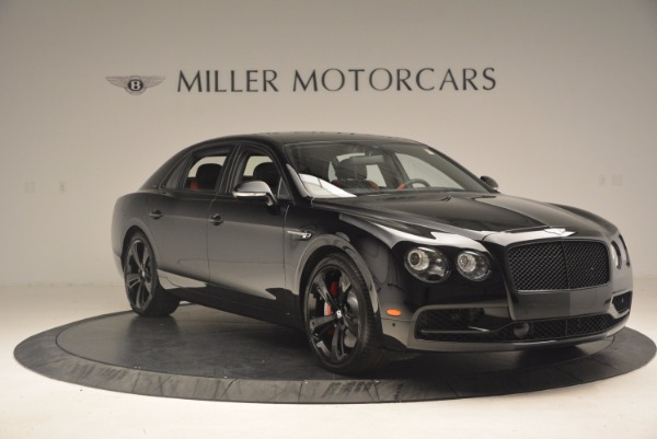 New 2017 Bentley Flying Spur W12 S for sale Sold at Bentley Greenwich in Greenwich CT 06830 11