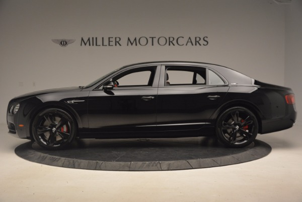 New 2017 Bentley Flying Spur W12 S for sale Sold at Bentley Greenwich in Greenwich CT 06830 3
