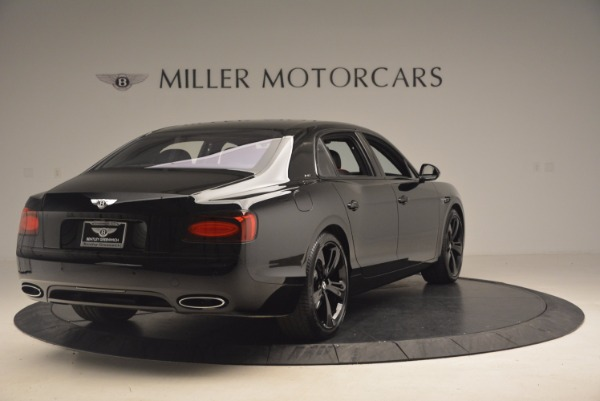 New 2017 Bentley Flying Spur W12 S for sale Sold at Bentley Greenwich in Greenwich CT 06830 7