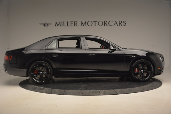 New 2017 Bentley Flying Spur W12 S for sale Sold at Bentley Greenwich in Greenwich CT 06830 9