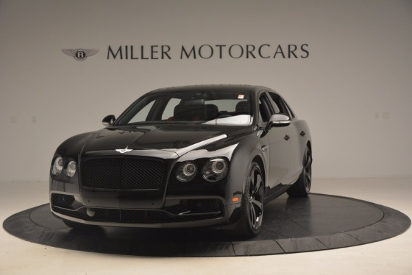 New 2017 Bentley Flying Spur W12 S for sale Sold at Bentley Greenwich in Greenwich CT 06830 1