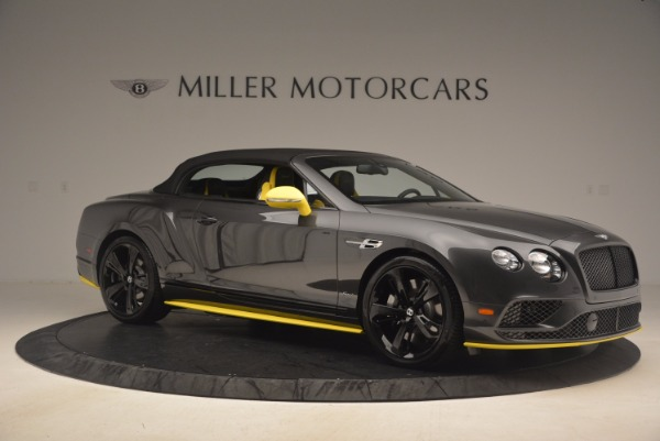 New 2017 Bentley Continental GT Speed Black Edition for sale Sold at Bentley Greenwich in Greenwich CT 06830 19
