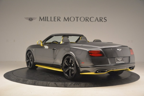 New 2017 Bentley Continental GT Speed Black Edition for sale Sold at Bentley Greenwich in Greenwich CT 06830 5