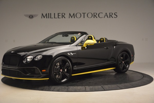 New 2017 Bentley Continental GT V8 S Black Edition for sale Sold at Bentley Greenwich in Greenwich CT 06830 2