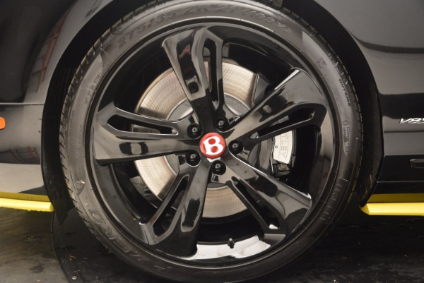 New 2017 Bentley Continental GT V8 S Black Edition for sale Sold at Bentley Greenwich in Greenwich CT 06830 23