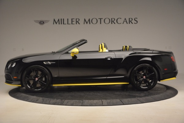 New 2017 Bentley Continental GT V8 S Black Edition for sale Sold at Bentley Greenwich in Greenwich CT 06830 3