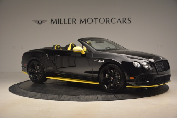 New 2017 Bentley Continental GT V8 S Black Edition for sale Sold at Bentley Greenwich in Greenwich CT 06830 9