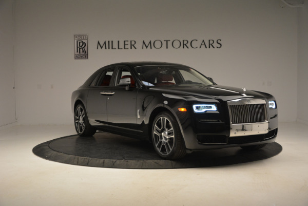 New 2017 Rolls-Royce Ghost for sale Sold at Bentley Greenwich in Greenwich CT 06830 12