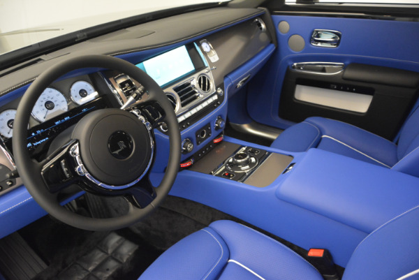 New 2017 Rolls-Royce Ghost for sale Sold at Bentley Greenwich in Greenwich CT 06830 19