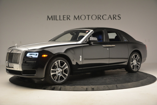 New 2017 Rolls-Royce Ghost for sale Sold at Bentley Greenwich in Greenwich CT 06830 3