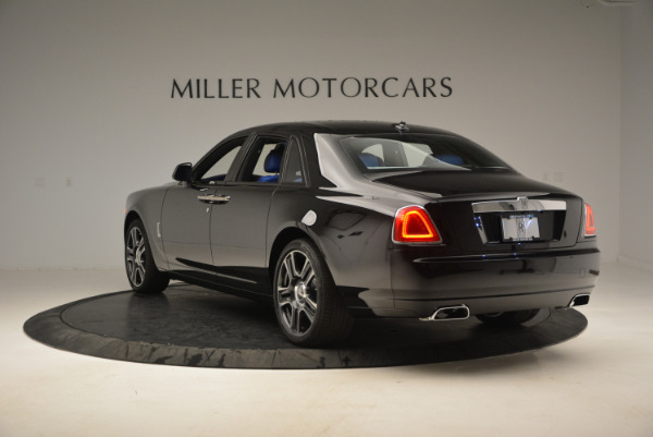 New 2017 Rolls-Royce Ghost for sale Sold at Bentley Greenwich in Greenwich CT 06830 6