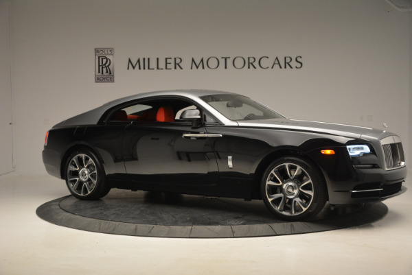 Used 2017 Rolls-Royce Wraith for sale Call for price at Bentley Greenwich in Greenwich CT 06830 10