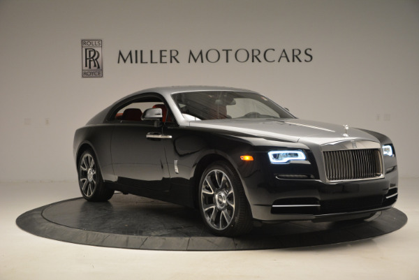 Used 2017 Rolls-Royce Wraith for sale Call for price at Bentley Greenwich in Greenwich CT 06830 11