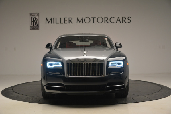 Used 2017 Rolls-Royce Wraith for sale Sold at Bentley Greenwich in Greenwich CT 06830 12