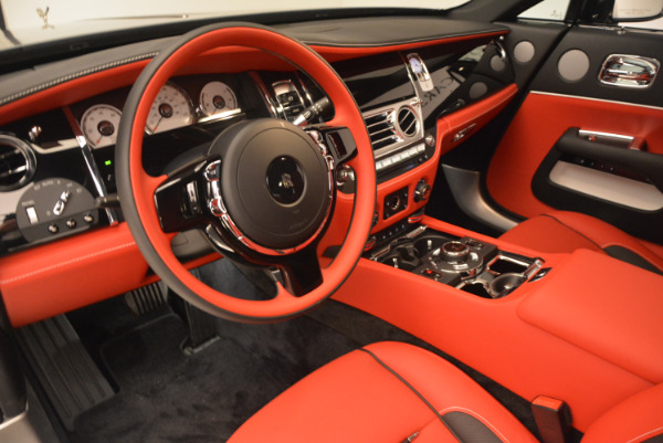 Used 2017 Rolls-Royce Wraith for sale Sold at Bentley Greenwich in Greenwich CT 06830 17