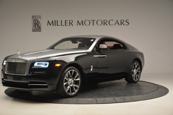 Used 2017 Rolls-Royce Wraith for sale Call for price at Bentley Greenwich in Greenwich CT 06830 2