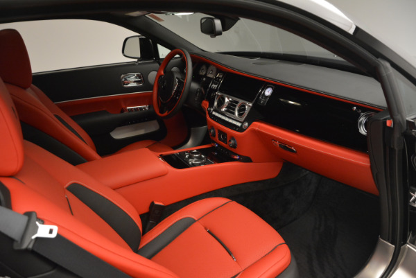 Used 2017 Rolls-Royce Wraith for sale Sold at Bentley Greenwich in Greenwich CT 06830 22