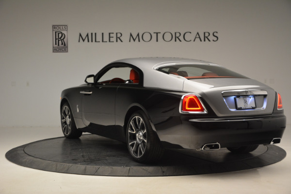 New 2017 Rolls-Royce Wraith for sale Sold at Bentley Greenwich in Greenwich CT 06830 5
