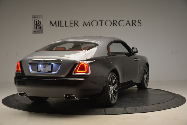 Used 2017 Rolls-Royce Wraith for sale Sold at Bentley Greenwich in Greenwich CT 06830 7