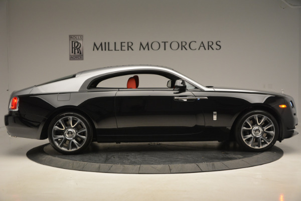 Used 2017 Rolls-Royce Wraith for sale Call for price at Bentley Greenwich in Greenwich CT 06830 9