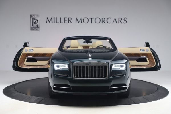 Used 2017 Rolls-Royce Dawn for sale $248,900 at Bentley Greenwich in Greenwich CT 06830 13