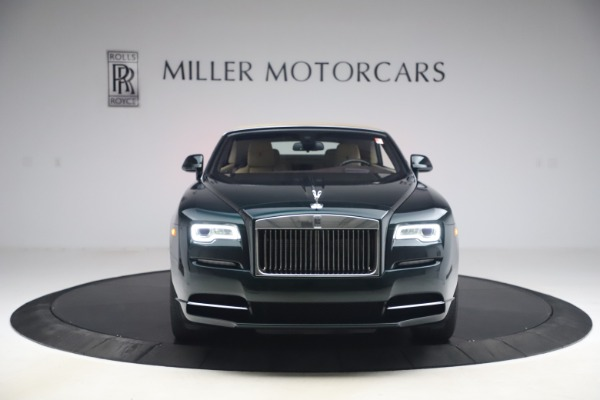 Used 2017 Rolls-Royce Dawn for sale Sold at Bentley Greenwich in Greenwich CT 06830 15
