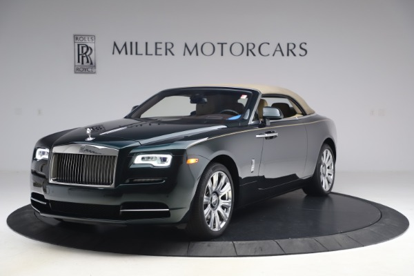 Used 2017 Rolls-Royce Dawn for sale $248,900 at Bentley Greenwich in Greenwich CT 06830 16