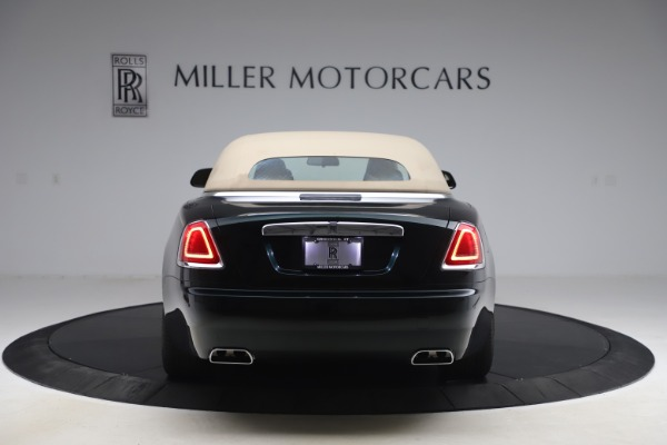 Used 2017 Rolls-Royce Dawn for sale $248,900 at Bentley Greenwich in Greenwich CT 06830 21