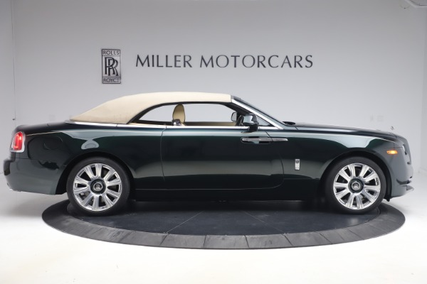 Used 2017 Rolls-Royce Dawn for sale Sold at Bentley Greenwich in Greenwich CT 06830 24