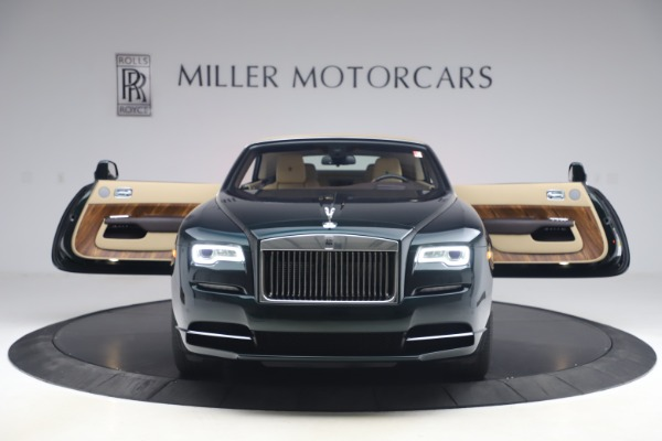 Used 2017 Rolls-Royce Dawn for sale $248,900 at Bentley Greenwich in Greenwich CT 06830 27