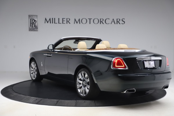 Used 2017 Rolls-Royce Dawn for sale $248,900 at Bentley Greenwich in Greenwich CT 06830 6