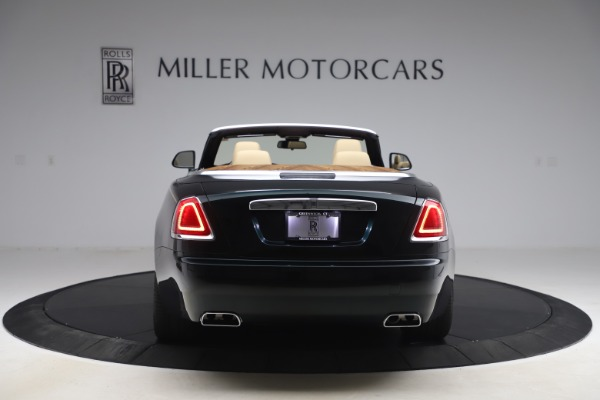 Used 2017 Rolls-Royce Dawn for sale $248,900 at Bentley Greenwich in Greenwich CT 06830 7