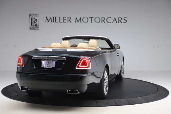 Used 2017 Rolls-Royce Dawn for sale Sold at Bentley Greenwich in Greenwich CT 06830 8