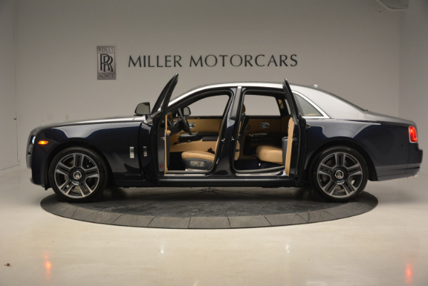 New 2017 Rolls-Royce Ghost for sale Sold at Bentley Greenwich in Greenwich CT 06830 15