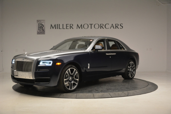 New 2017 Rolls-Royce Ghost for sale Sold at Bentley Greenwich in Greenwich CT 06830 2