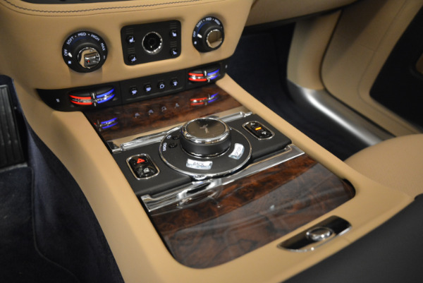 New 2017 Rolls-Royce Ghost for sale Sold at Bentley Greenwich in Greenwich CT 06830 23