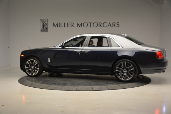 New 2017 Rolls-Royce Ghost for sale Sold at Bentley Greenwich in Greenwich CT 06830 4