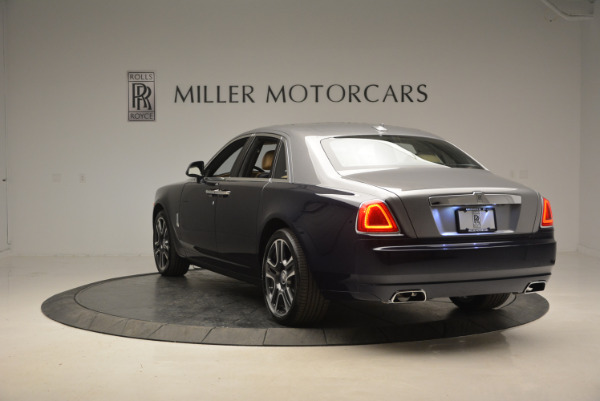 New 2017 Rolls-Royce Ghost for sale Sold at Bentley Greenwich in Greenwich CT 06830 5