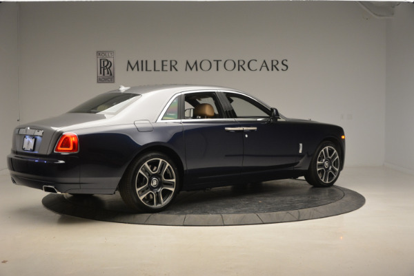 New 2017 Rolls-Royce Ghost for sale Sold at Bentley Greenwich in Greenwich CT 06830 8