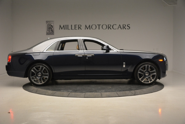 New 2017 Rolls-Royce Ghost for sale Sold at Bentley Greenwich in Greenwich CT 06830 9