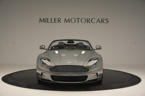 Used 2010 Aston Martin DBS Volante for sale Sold at Bentley Greenwich in Greenwich CT 06830 12