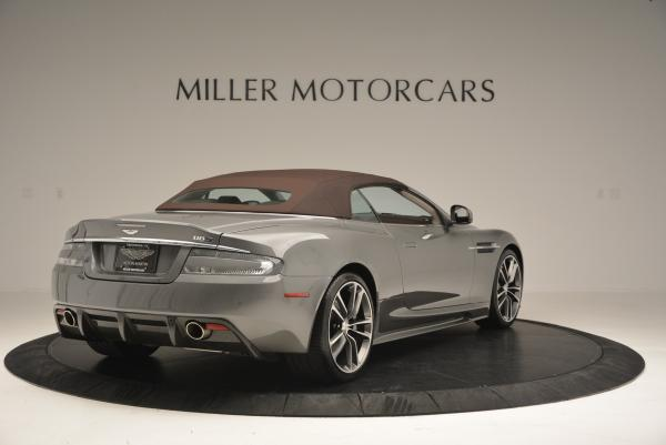 Used 2010 Aston Martin DBS Volante for sale Sold at Bentley Greenwich in Greenwich CT 06830 19