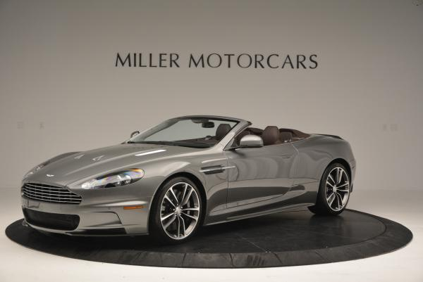 Used 2010 Aston Martin DBS Volante for sale Sold at Bentley Greenwich in Greenwich CT 06830 2