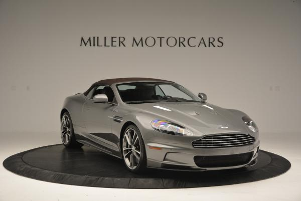 Used 2010 Aston Martin DBS Volante for sale Sold at Bentley Greenwich in Greenwich CT 06830 23