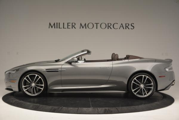 Used 2010 Aston Martin DBS Volante for sale Sold at Bentley Greenwich in Greenwich CT 06830 3