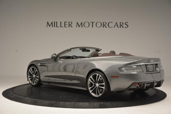Used 2010 Aston Martin DBS Volante for sale Sold at Bentley Greenwich in Greenwich CT 06830 4
