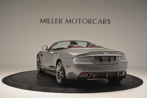Used 2010 Aston Martin DBS Volante for sale Sold at Bentley Greenwich in Greenwich CT 06830 5