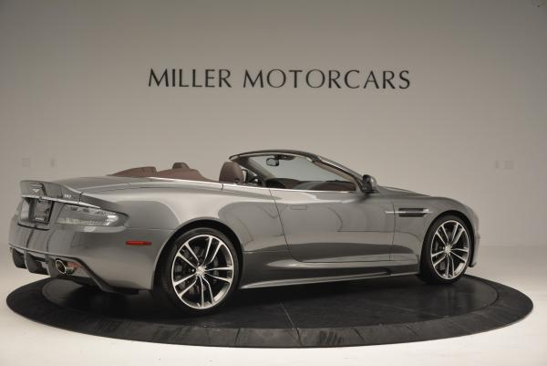 Used 2010 Aston Martin DBS Volante for sale Sold at Bentley Greenwich in Greenwich CT 06830 8