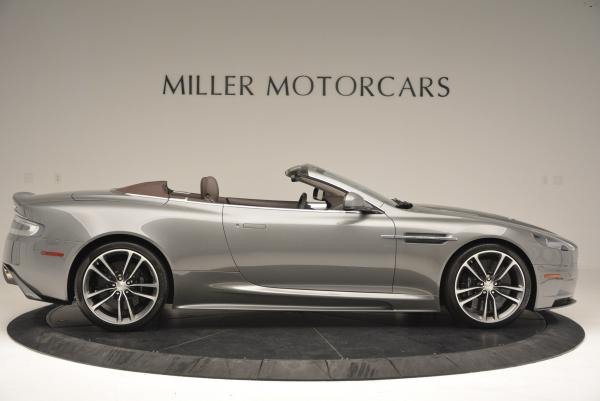 Used 2010 Aston Martin DBS Volante for sale Sold at Bentley Greenwich in Greenwich CT 06830 9