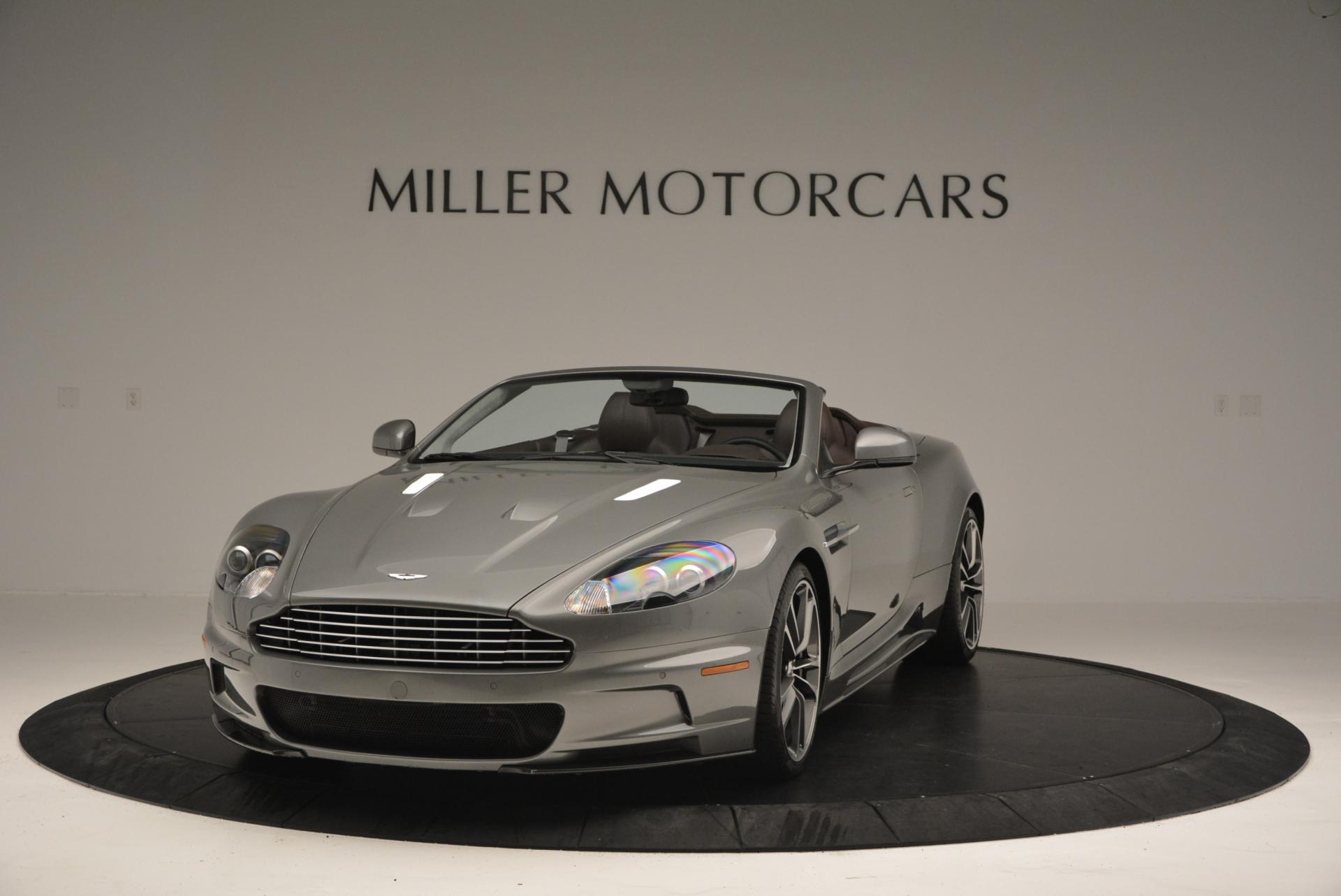 Used 2010 Aston Martin DBS Volante for sale Sold at Bentley Greenwich in Greenwich CT 06830 1